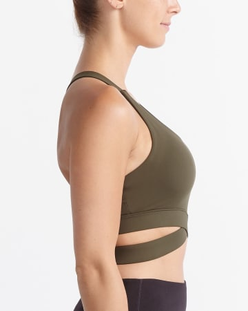 Hyba Wrap-Around Low-Support Sports Bra