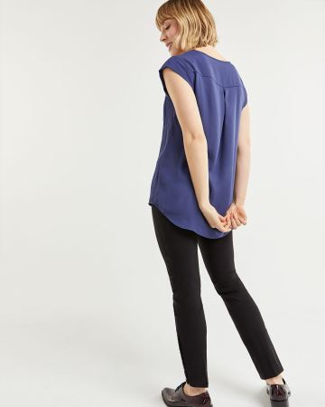 Blouse with Pocket R Essentials