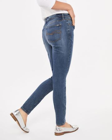 Le Signature Doux skinny Long