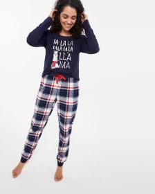 Printed Cotton PJ Set