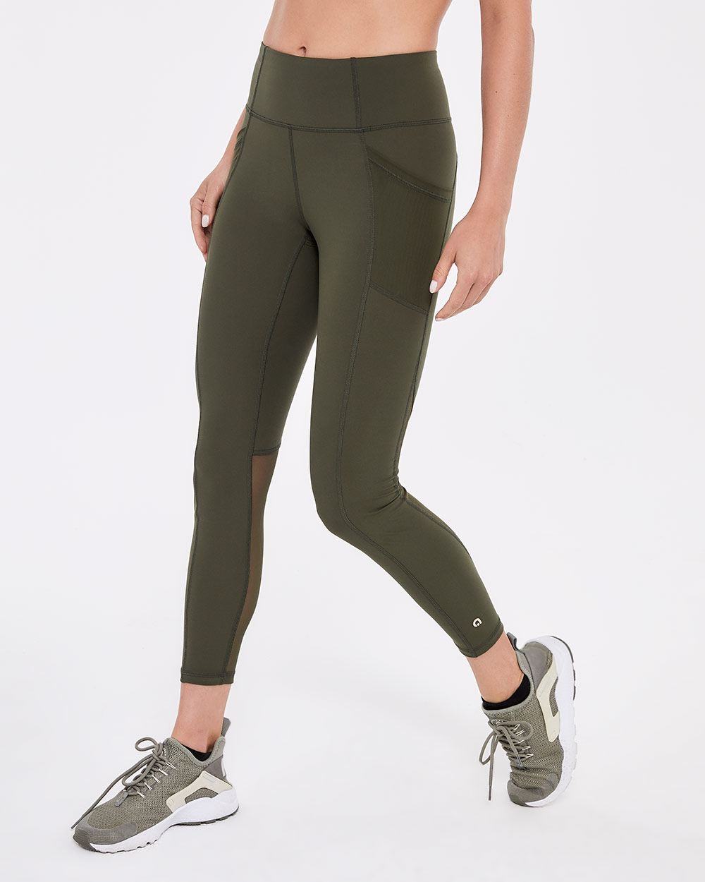 Hyba Levity Legging with Mesh