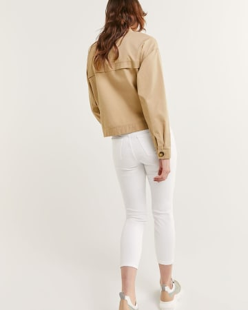 Cotton Outerwear Jacket