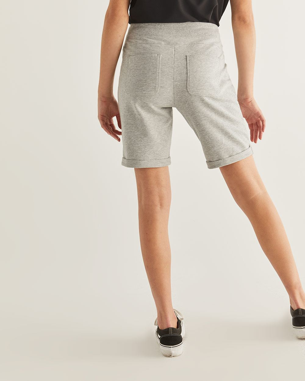 Hyba French Terry Bermudas
