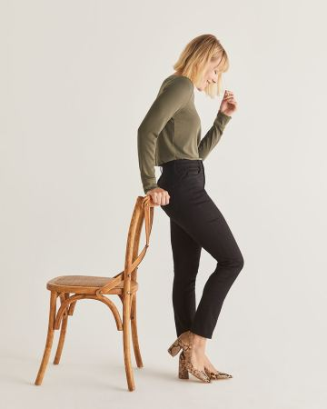 The Tall Signature Soft High Rise Skinny Jean