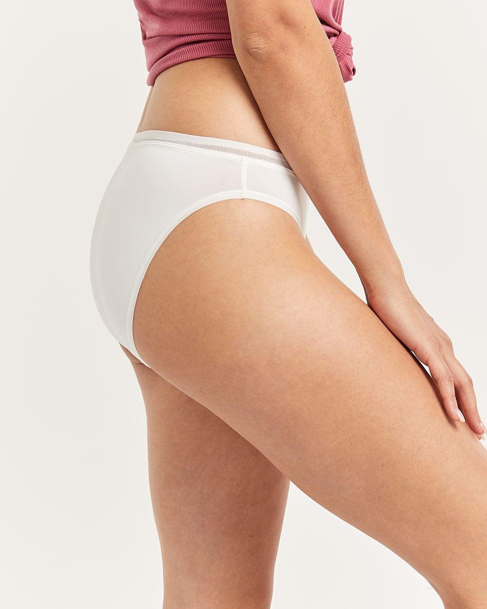 Microfiber bikini panty