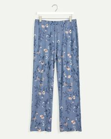 Printed Straight Pyjama Pants