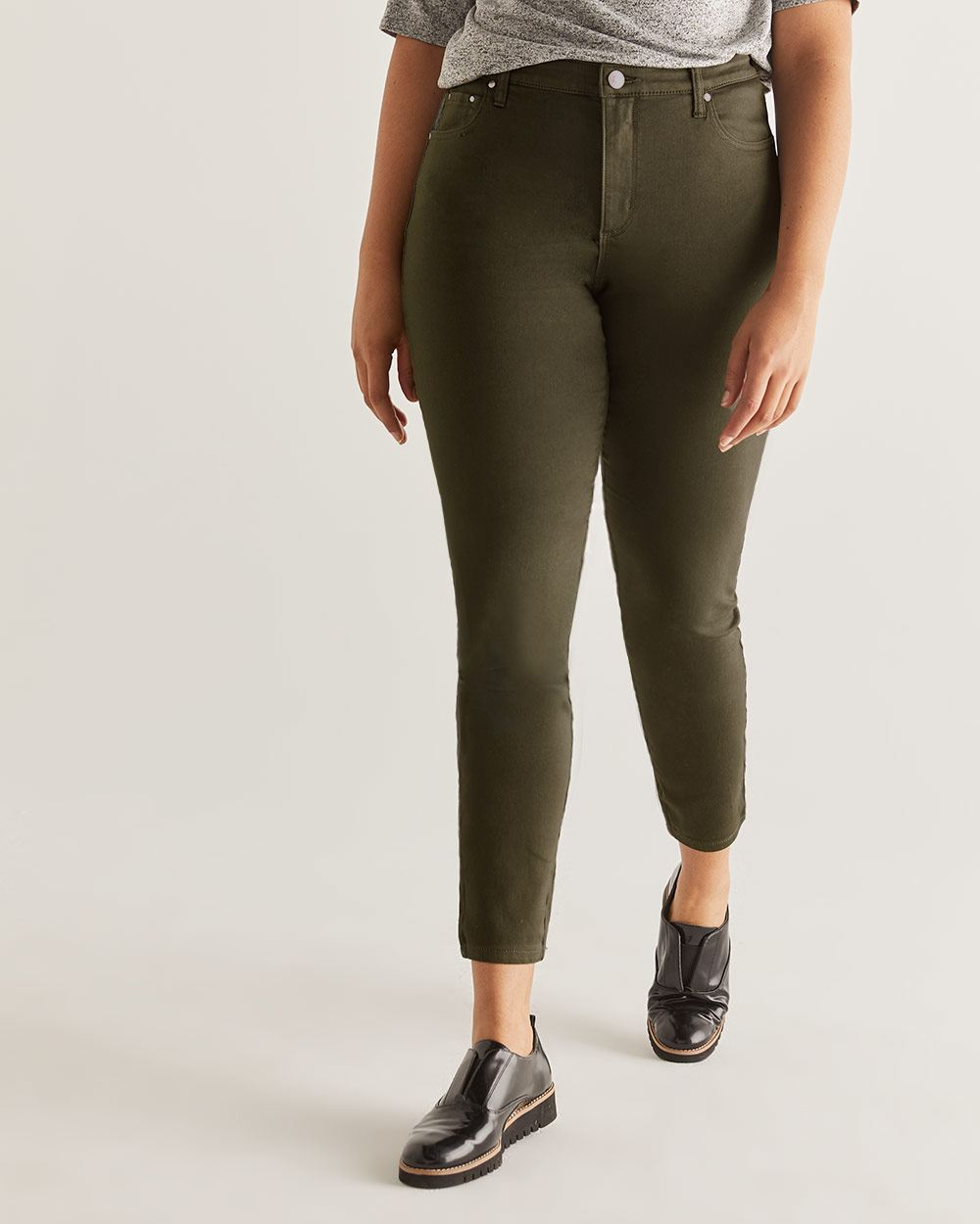The Coloured Sculpting Skinny Jeans - Petite