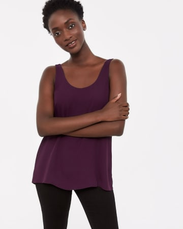 R Essentials Reversible Solid Cami