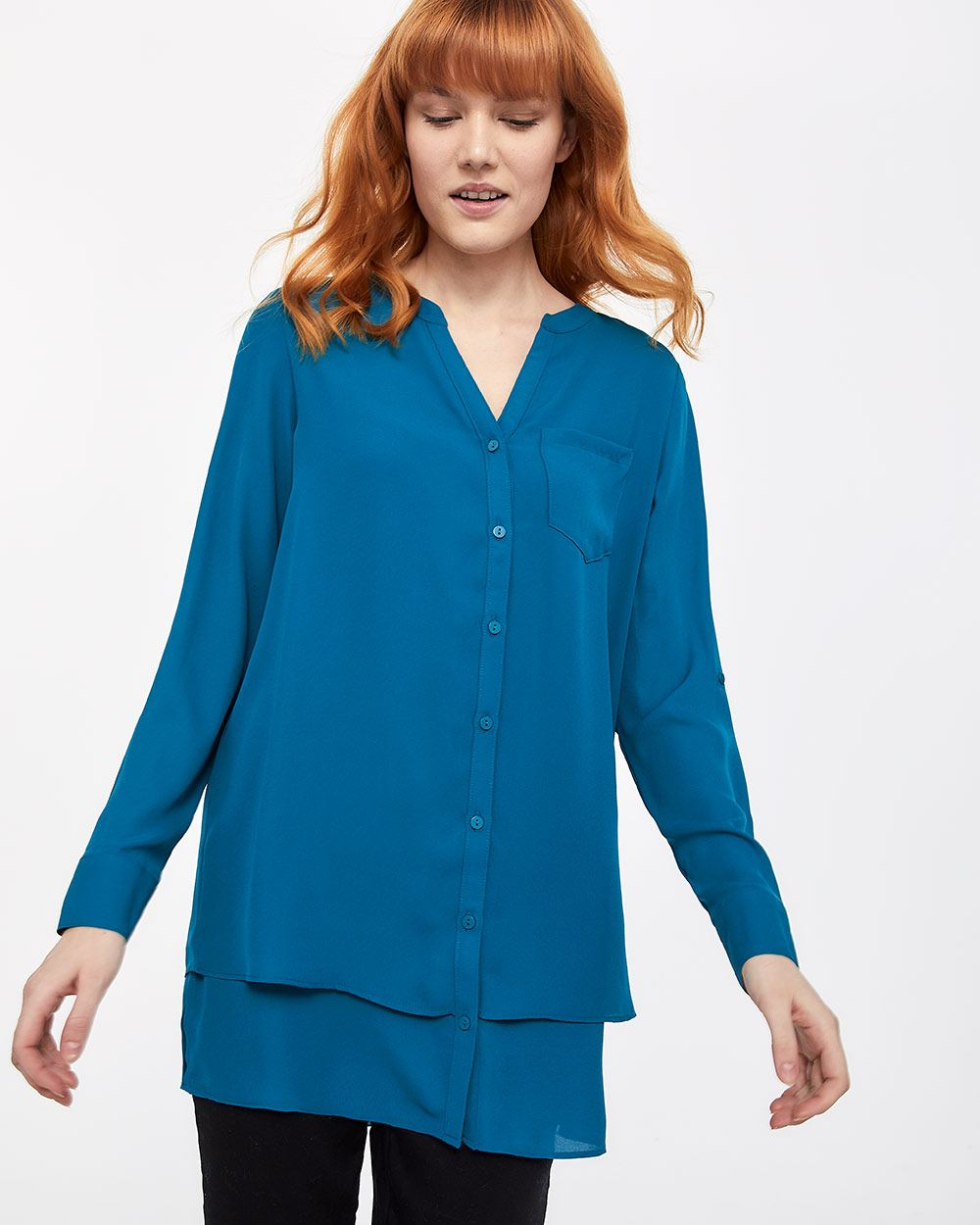 2-tier Blouse