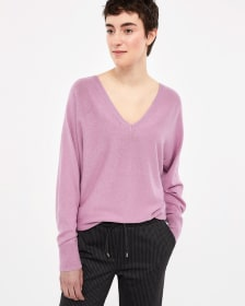 3-way Dolman Sleeve Cardigan