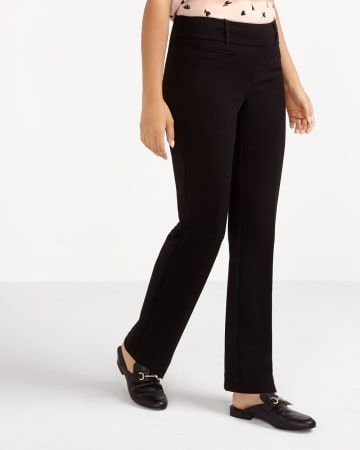 Petite Boot Cut Pants
