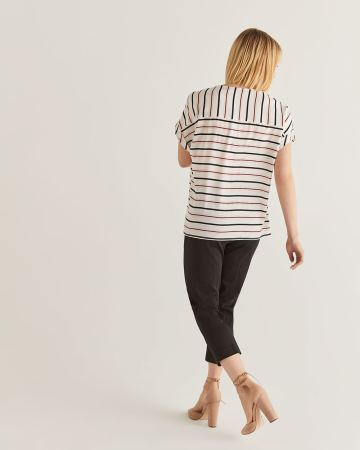 Willow & Thread Stripe Blouse