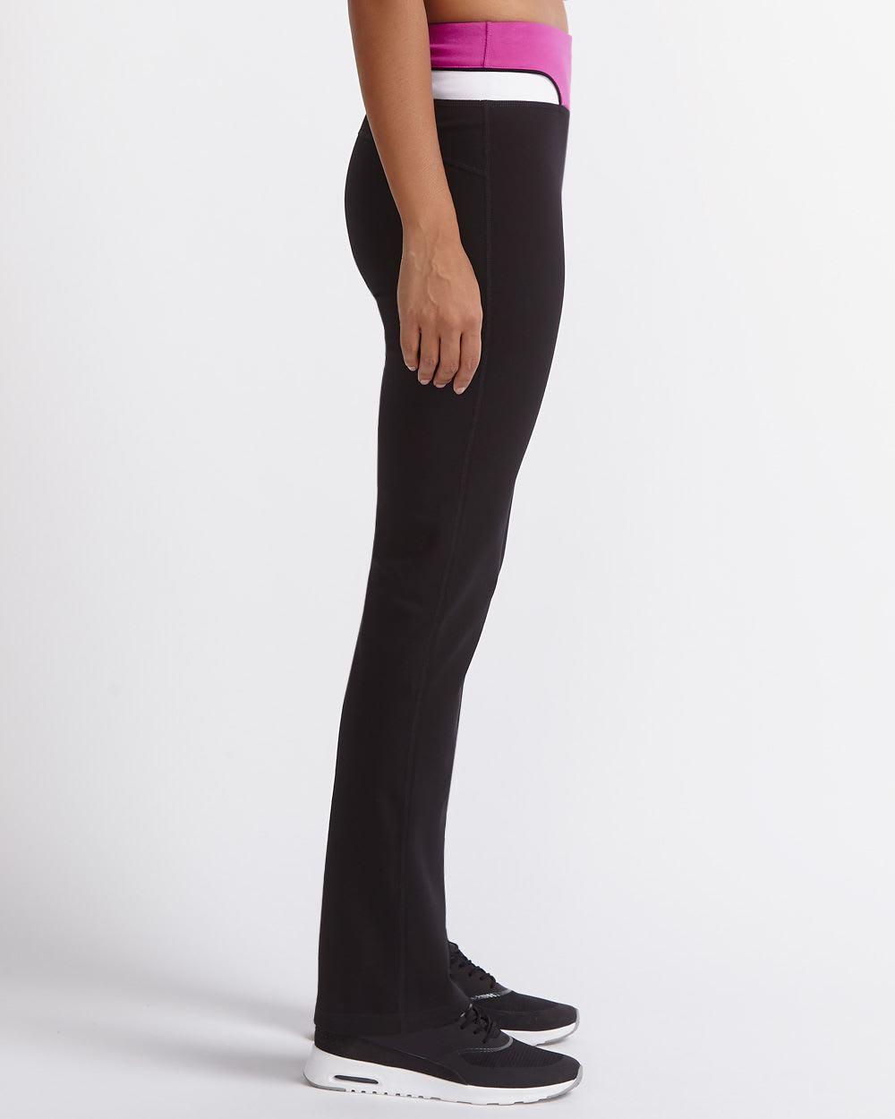 Hyba Petite Colourblock Pants
