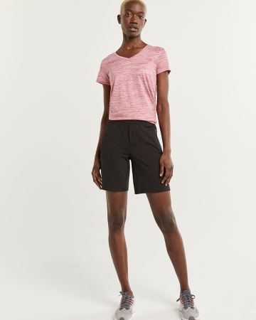 Pull On Bermuda Shorts with Pockets Hyba