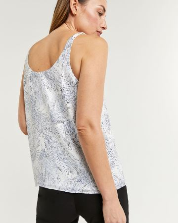 Printed Reversible Tank R Essentials