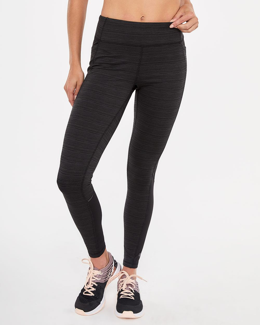 Brushed Leggings with Pockets