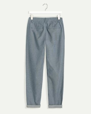 Herringbone Chino Pants - Tall