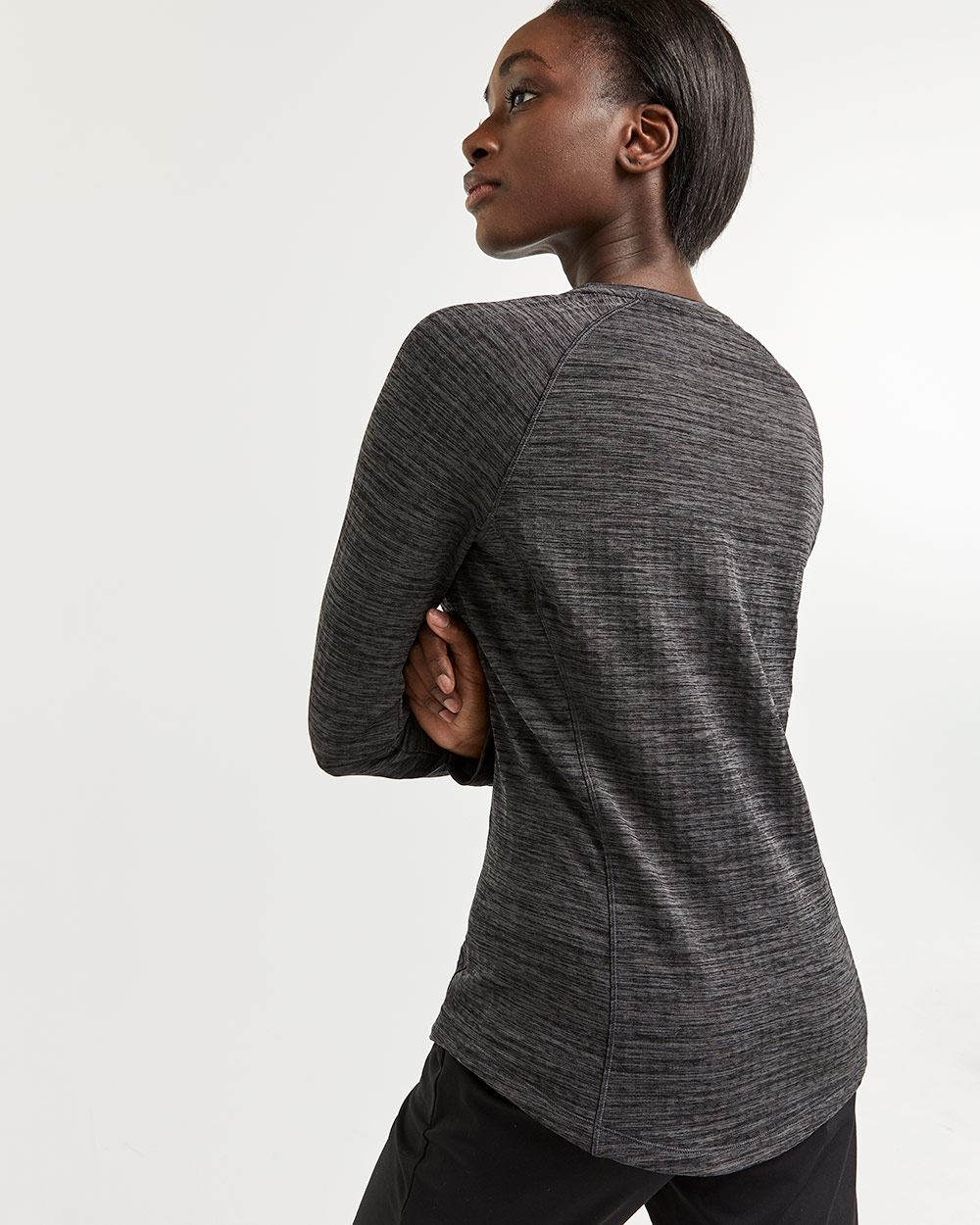 Hyba Long Sleeve Base Layer Tee