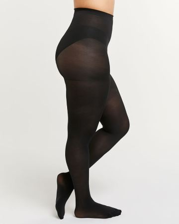 Black Sculpting Tights
