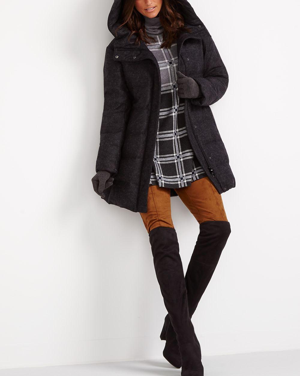 Manteau d'hiver longueuil
