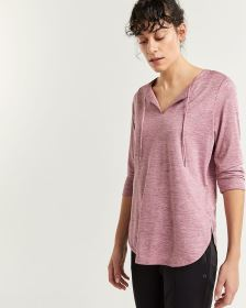 Ultra Soft 3/4 Sleeve Top Hyba