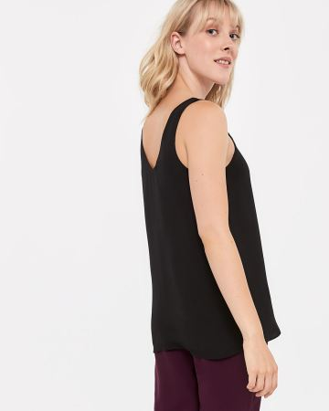 R Essentials Solid Reversible Cami