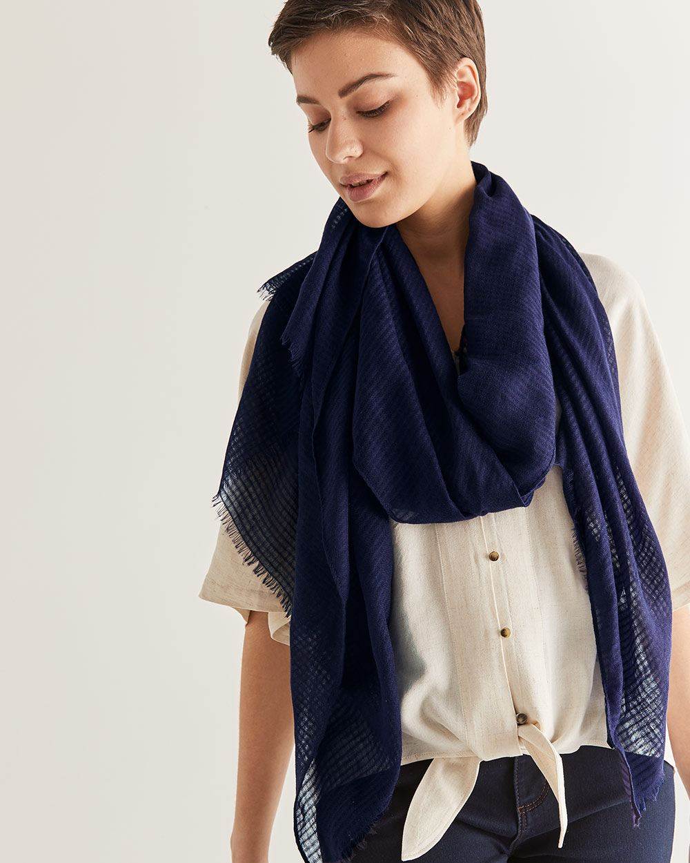 a2f51bed5 Sheer Textured Scarf | Regular | Reitmans