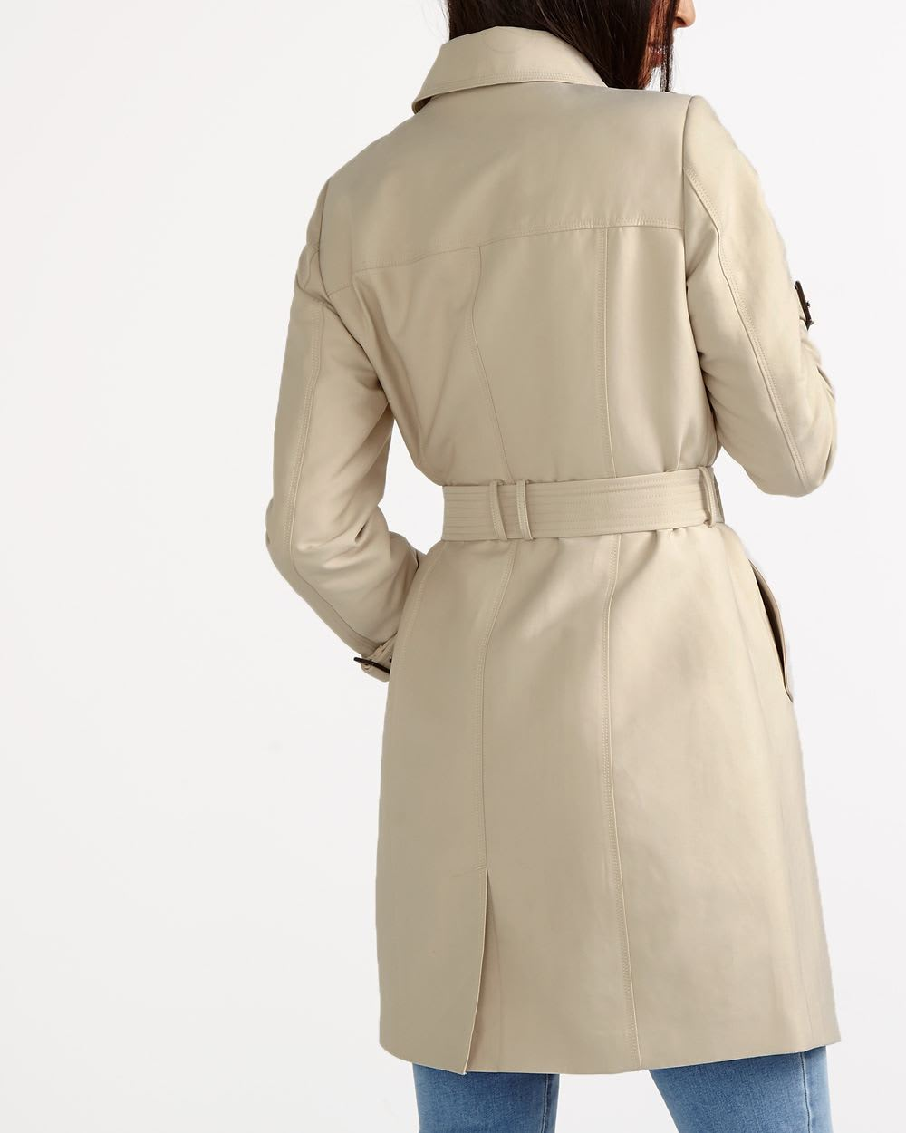belted trench coat women reitmans