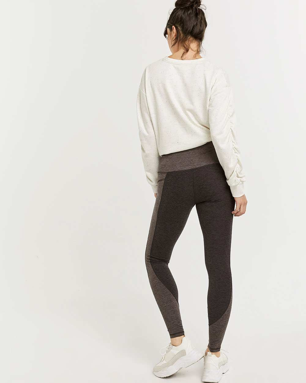 Hyba Ultra Soft Colorblock Leggings