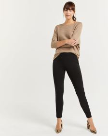 The Modern Stretch Black Leggings