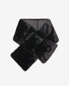 Reversible Faux Fur Scarf