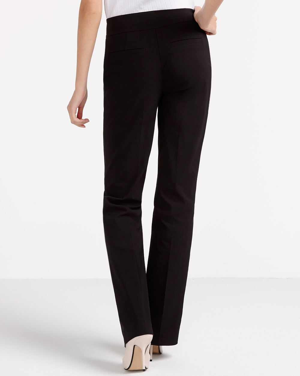 The Iconic Ultra Petite Boot Cut Comfort Pants