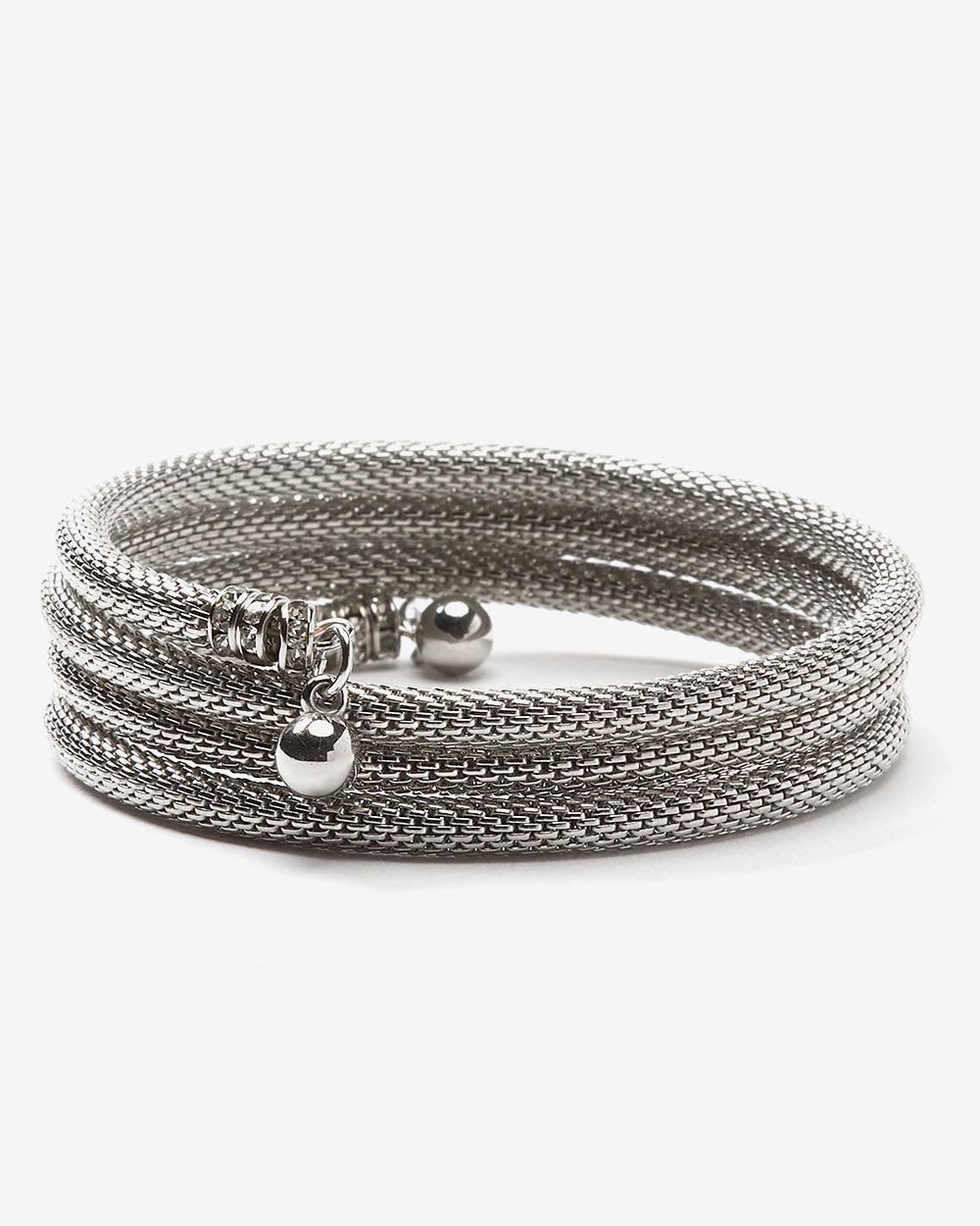 Mesh Wrap Around Bracelet