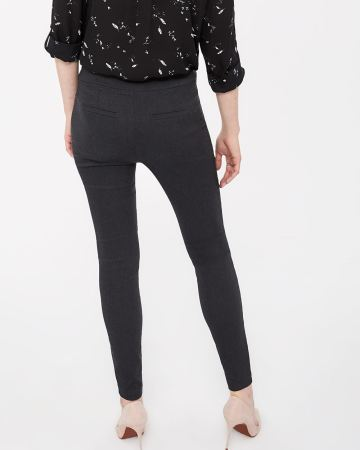 The Dark Grey Iconic Leggings