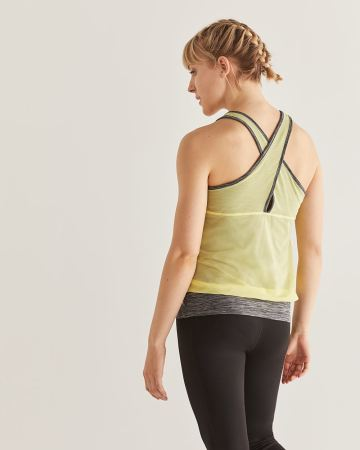 Hyba Double Layer Tank Top