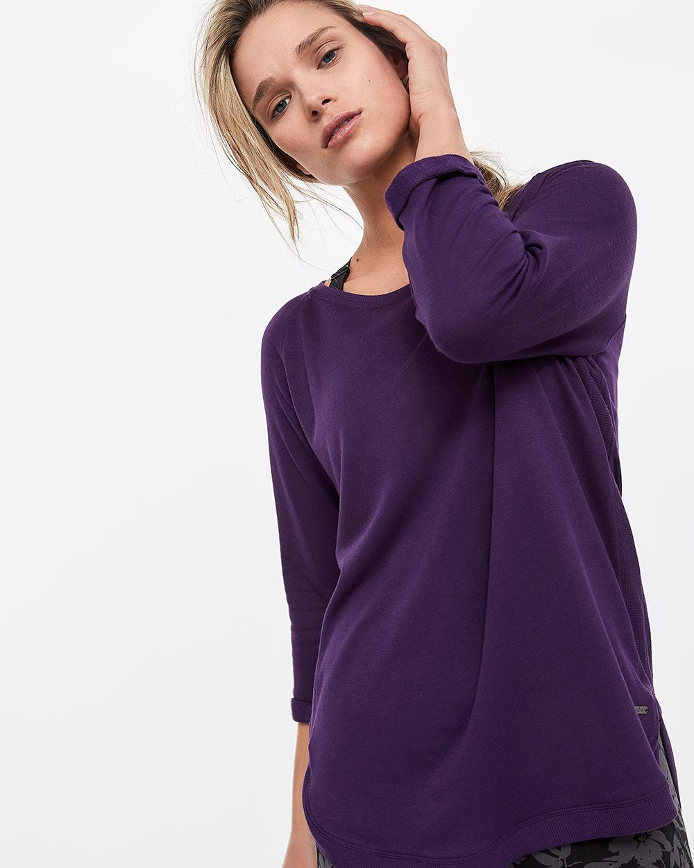 Hyba French Terry Sweatshirt