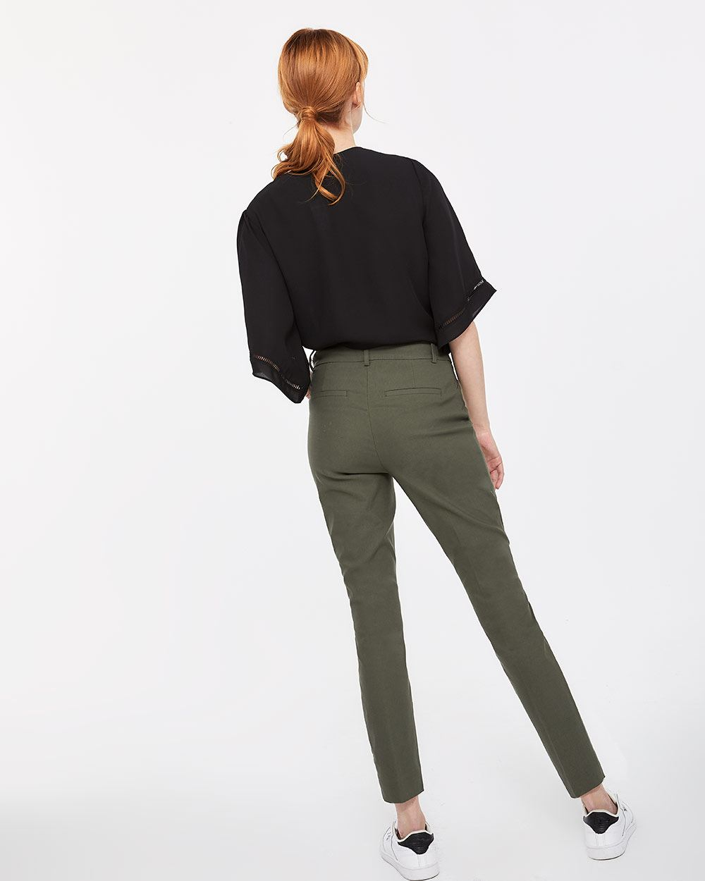 The Iconic Ankle Pants