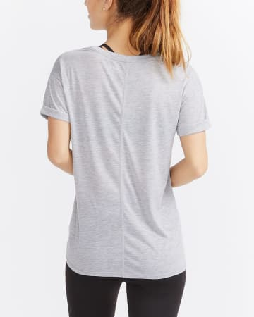 Hyba Side Tie T-Shirt