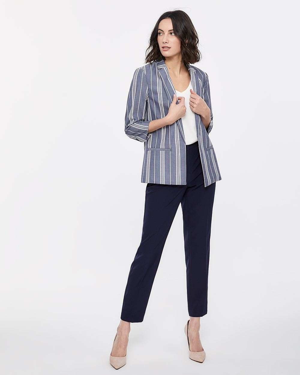 Willow & Thread Open Blazer