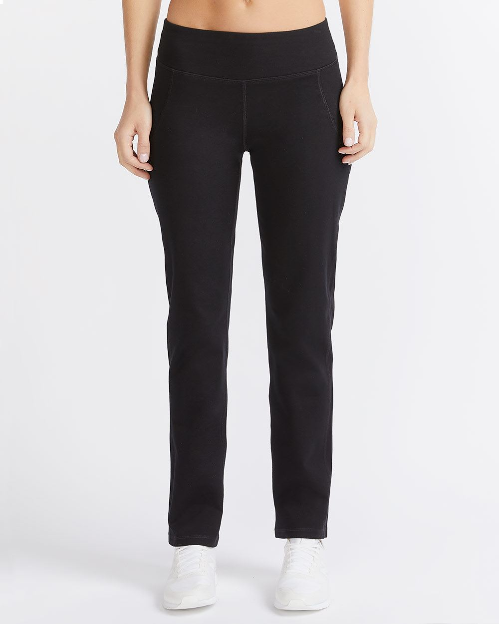 Hyba Ultra Petite Straight Sculptor Pants