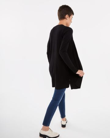 Side Snap Cardigan