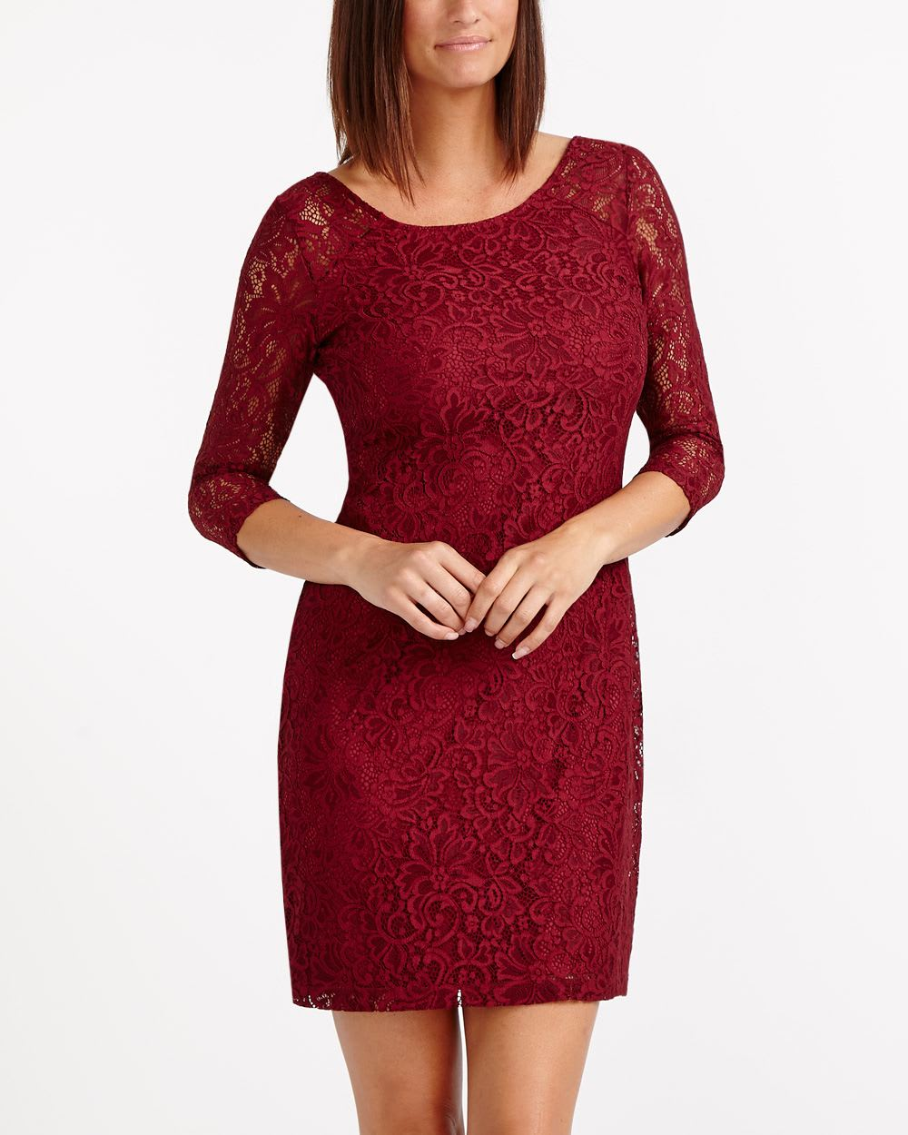 Evening Lace Dress