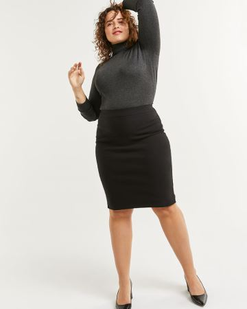 Black Pencil Skirt The Iconic