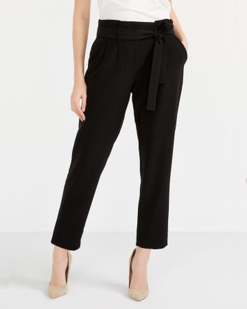 Willow & Thread Paper Bag Waist Pants