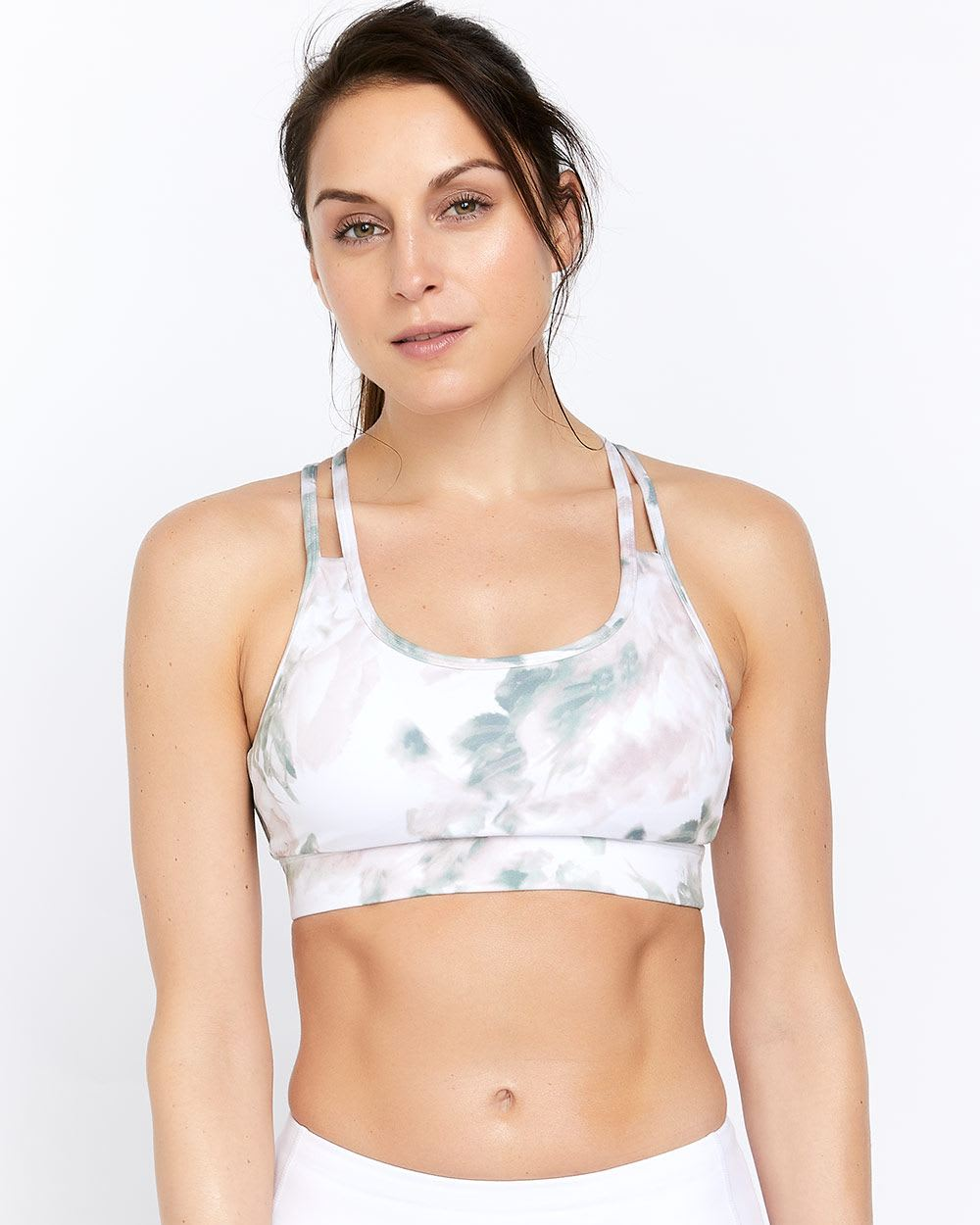 Hyba Double Strap Low-Support Sports Bra
