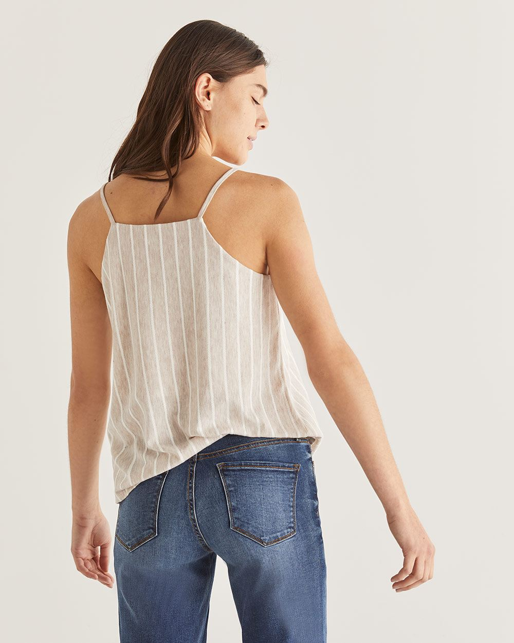 Stripe Pattern Cami