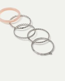 5-Pack Various Rings