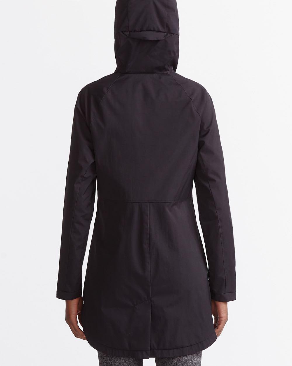 1ed218457263 Hyba Hooded Raincoat