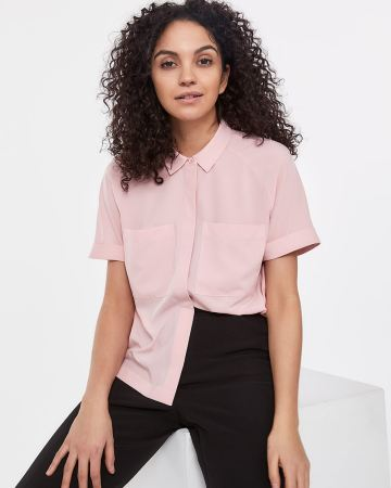Willow & Thread Short Sleeve Shirt