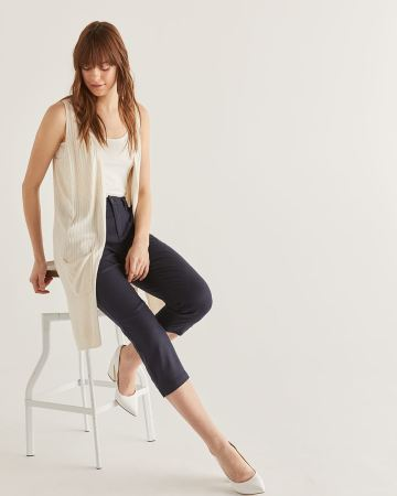 Sleeveless Tunic Vest